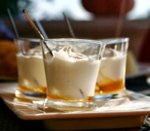 Dieta yogur natural y manzana