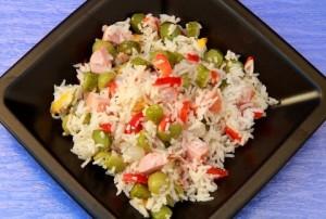 Ensalada de arroz Damira