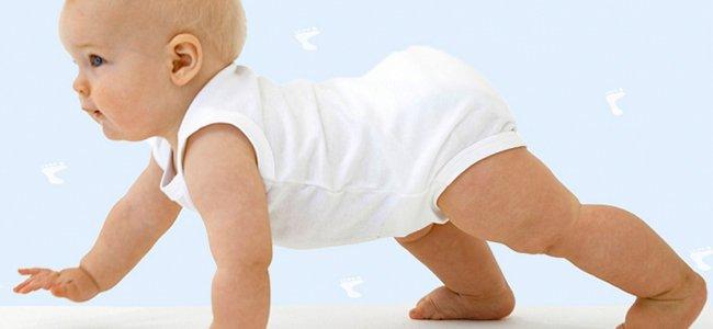 Los primeros pasos de tu bebé