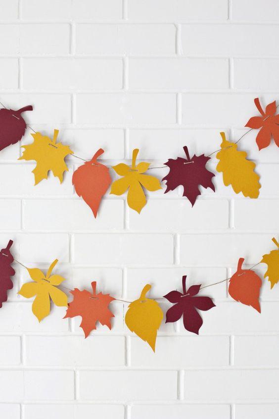 Manualidades de otoño. Descubre el blog de Damira e inspírtate