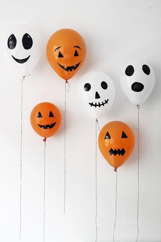 Halloween fácil para niños