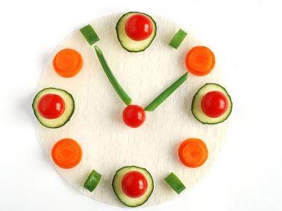 Fruta y verdura creativa