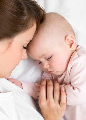¿Por qué llora el bebé?