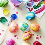 Ideas creativas para decorar los huevos de Pascua con niños