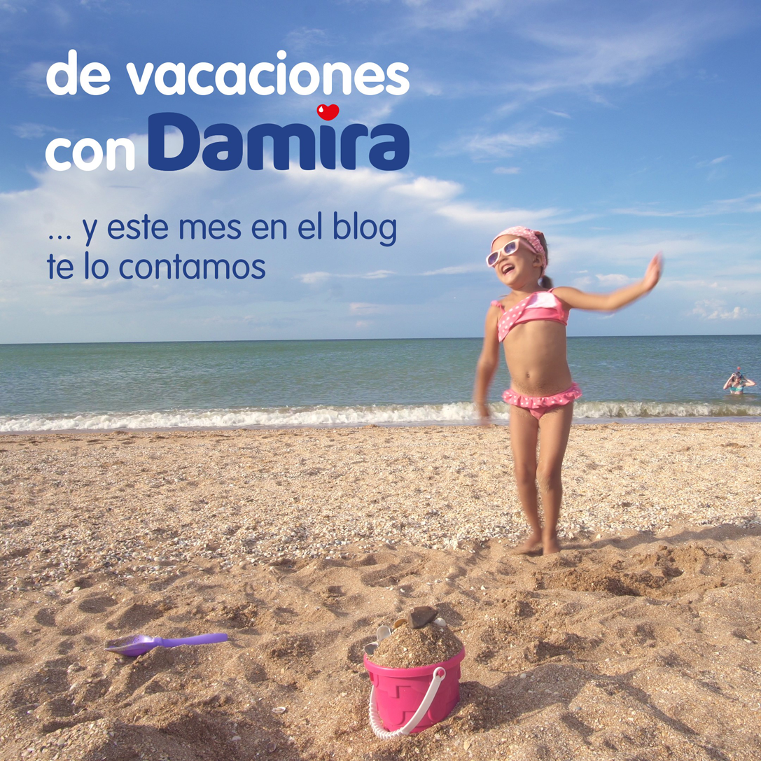Vacaciones con Damira